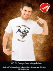 Elk T shirts for Men