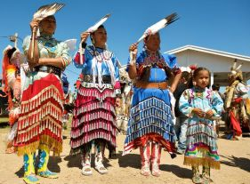 Jingle Dress Dancer - Healing for the People.